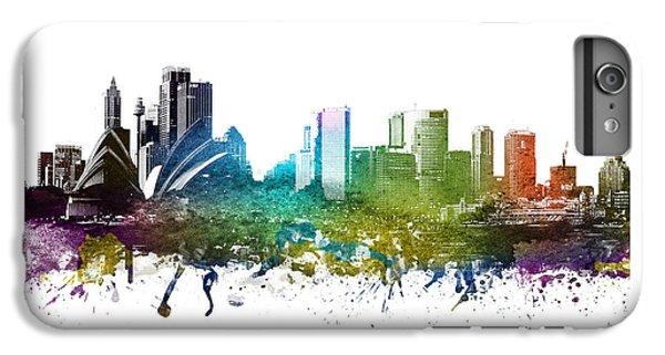 Sydney Cityscape 01 IPhone 6s Plus Case