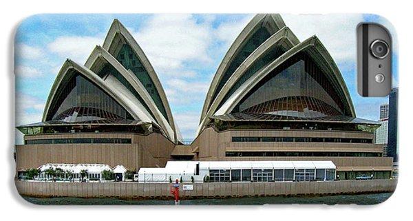 Sydney Opera House No. 1 IPhone 6s Plus Case by Sandy Taylor