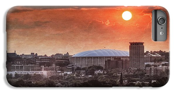 Syracuse Sunrise Over The Dome IPhone 6s Plus Case by Everet Regal