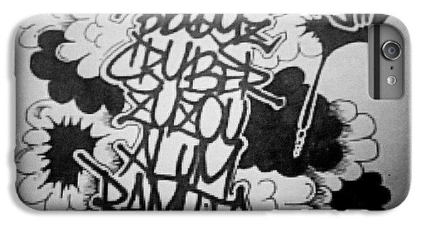 iPhone 6s Plus Case - Tagging by Zyzou Fukuno Daisuke