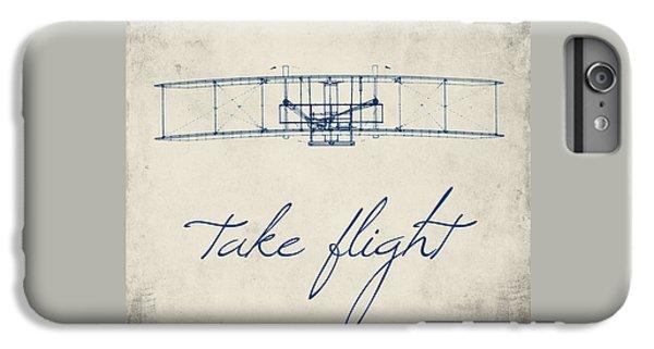 Take Flight IPhone 6s Plus Case by Brandi Fitzgerald
