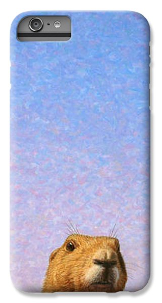 Tall Prairie Dog IPhone 6s Plus Case by James W Johnson