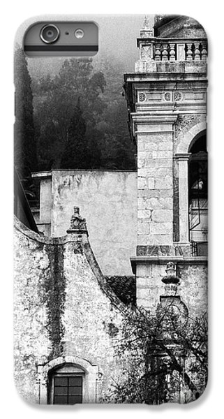 Taormina Church Detail IPhone 6s Plus Case by Silvia Ganora