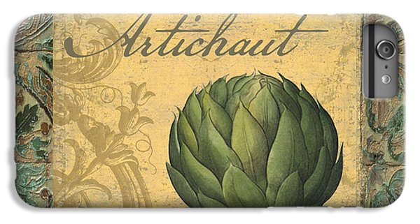 Tavolo, Italian Table, Artichoke IPhone 6s Plus Case