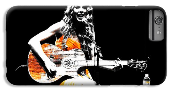 Taylor Swift 9s IPhone 6s Plus Case by Brian Reaves