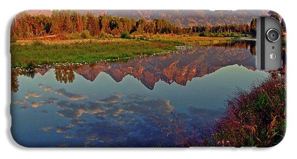 Mountain iPhone 6s Plus Case - Teton Wildflowers by Scott Mahon