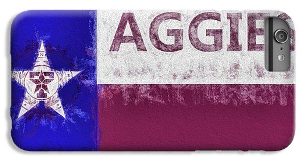Texas Aggies State Flag IPhone 6s Plus Case