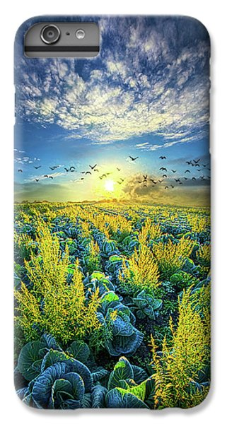 That Voices Never Shared IPhone 6s Plus Case by Phil Koch