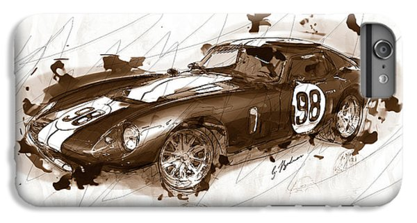 The 1965 Ford Cobra Mustang IPhone 6s Plus Case
