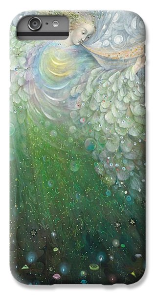 The Angel Of Growth IPhone 6s Plus Case by Annael Anelia Pavlova