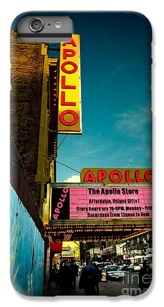 The Apollo Theater IPhone 6s Plus Case by Ben Lieberman