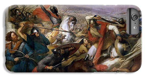 The Battle Of Poitiers IPhone 6s Plus Case