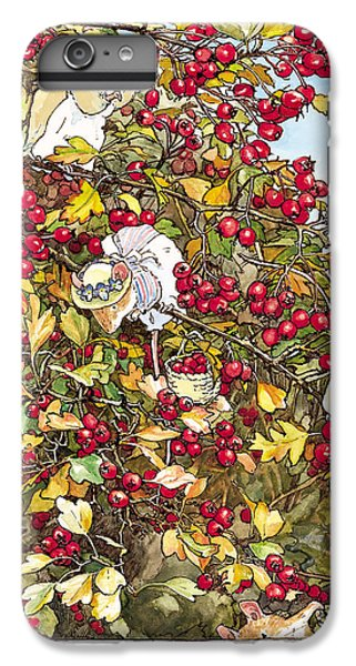 The Blackthorn Bush IPhone 6s Plus Case