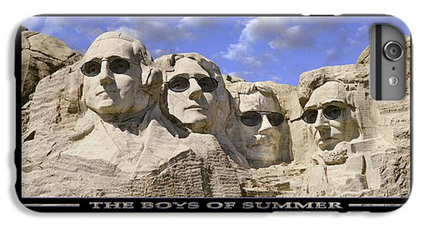 The Boys Of Summer IPhone 6s Plus Case by Mike McGlothlen
