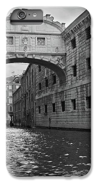 The Bridge Of Sighs, Venice, Italy IPhone 6s Plus Case by Richard Goodrich
