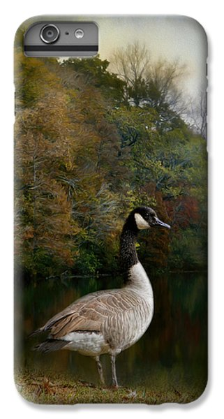 The Canadian Goose IPhone 6s Plus Case by Jai Johnson