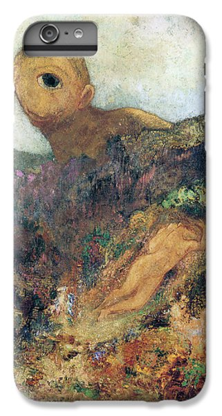The Cyclops IPhone 6s Plus Case by Odilon Redon