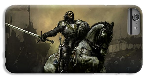 Fantasy iPhone 6s Plus Case - The Defiant by David Willicome