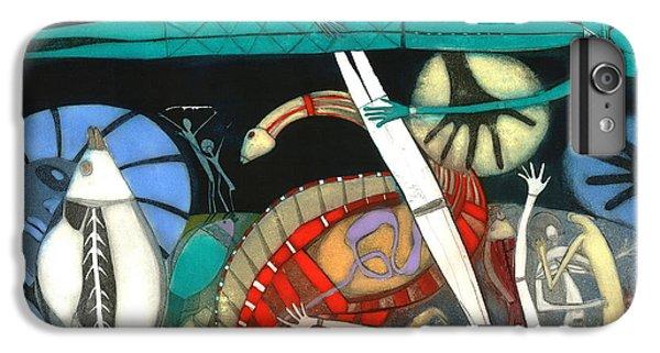 The Dream Of The Fish IPhone 6s Plus Case by Annael Anelia Pavlova