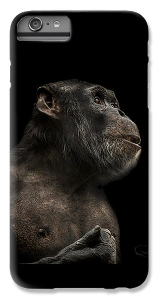 Ape iPhone 6s Plus Case - The Hitchhiker by Paul Neville