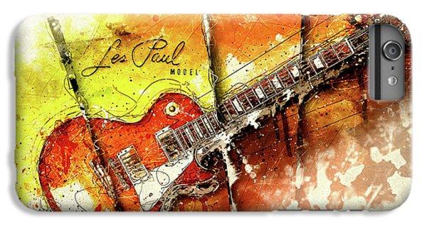 Van Halen iPhone 6s Plus Case - The Holy Grail V2 by Gary Bodnar