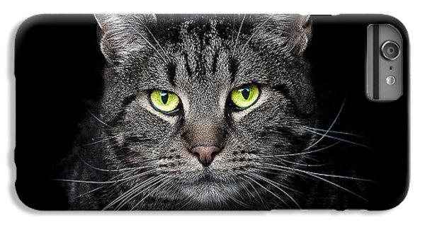 Cats iPhone 6s Plus Case - The Hypnotist by Paul Neville