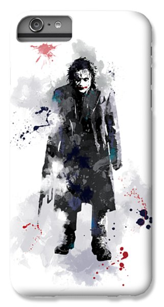 The Joker IPhone 6s Plus Case by Marlene Watson