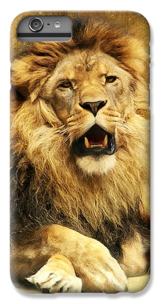 The King IPhone 6s Plus Case by Angela Doelling AD DESIGN Photo and PhotoArt