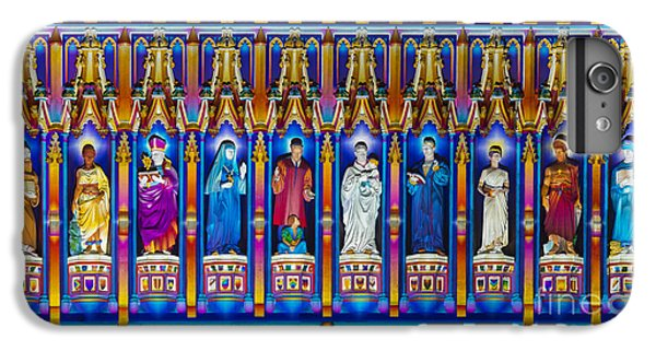 The Light Of The Spirit Westminster Abbey IPhone 6s Plus Case by Tim Gainey