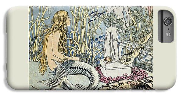 The Little Mermaid IPhone 6s Plus Case