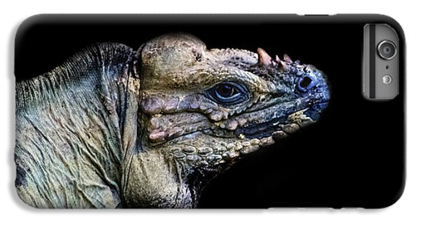 Salamanders iPhone 6s Plus Case - The Lizard King by Martin Newman