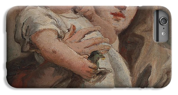 The Madonna And Child With A Goldfinch IPhone 6s Plus Case
