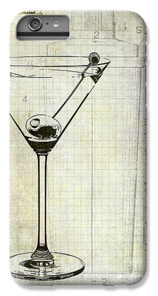 The Martini IPhone 6s Plus Case by Jon Neidert
