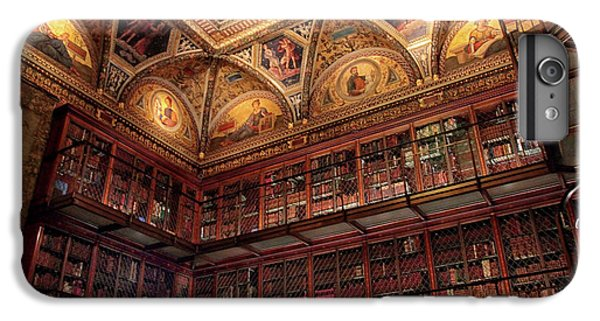 IPhone 6s Plus Case featuring the photograph The Morgan Library by Jessica Jenney