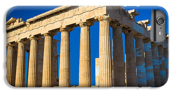 Greece iPhone 6s Plus Case - The Parthenon by Inge Johnsson
