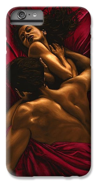 Nudes iPhone 6s Plus Case - The Passion by Richard Young