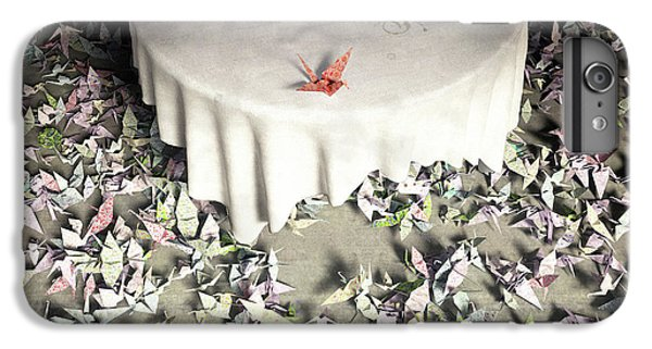 Crane iPhone 6s Plus Case - The Perfectionist by Cynthia Decker