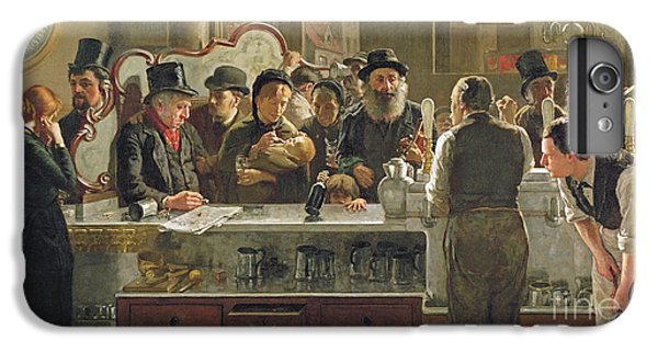 Bar iPhone 6s Plus Case - The Public Bar by John Henry Henshall