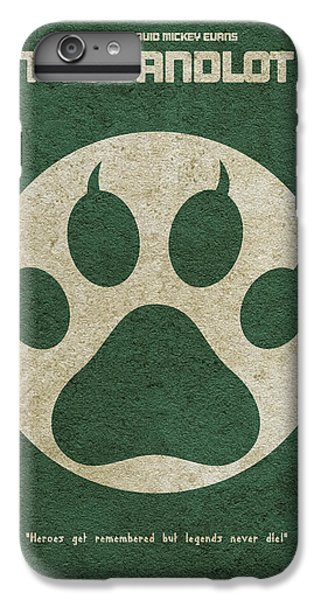 The Sandlot Alternative Minimalist Movie Poster IPhone 6s Plus Case