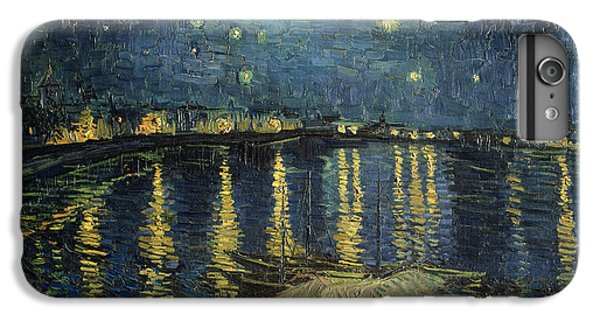 Star iPhone 6s Plus Case - The Starry Night by Vincent Van Gogh
