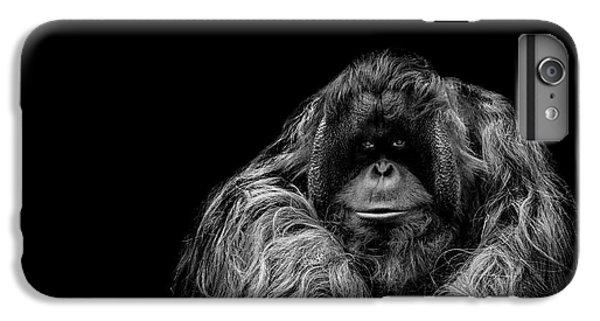 Ape iPhone 6s Plus Case - The Vigilante by Paul Neville