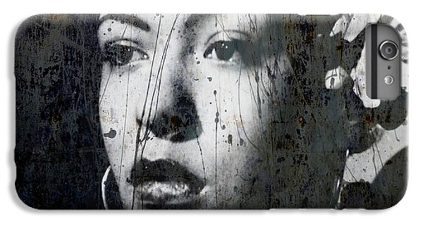 Rhythm And Blues iPhone 6s Plus Case - This Ole Devil Called Love  by Paul Lovering
