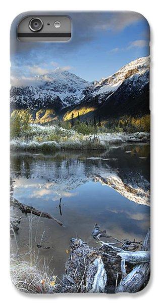 Thoreau IPhone 6s Plus Case by Ed Boudreau