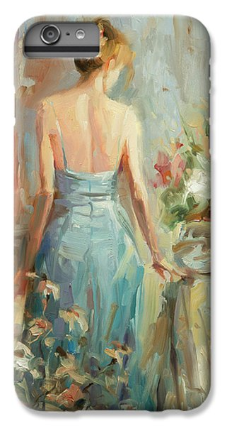 Impressionism iPhone 6s Plus Case - Thoughtful by Steve Henderson