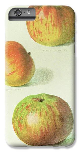Three Apples IPhone 6s Plus Case