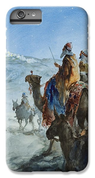 Three Wise Men IPhone 6s Plus Case by Henry Collier