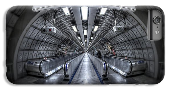 Through The Tunnel IPhone 6s Plus Case by Evelina Kremsdorf