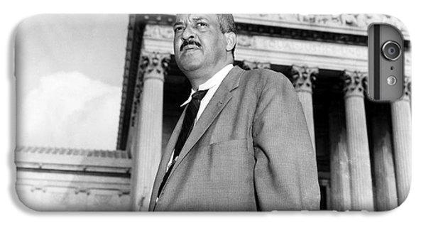 Washington D.c iPhone 6s Plus Case - Thurgood Marshall by Granger