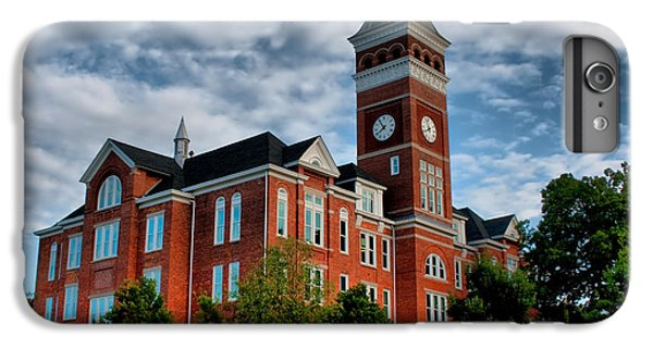 Tillman Hall IPhone 6s Plus Case by Lynne Jenkins