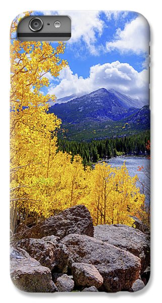 Time iPhone 6s Plus Case - Time by Chad Dutson